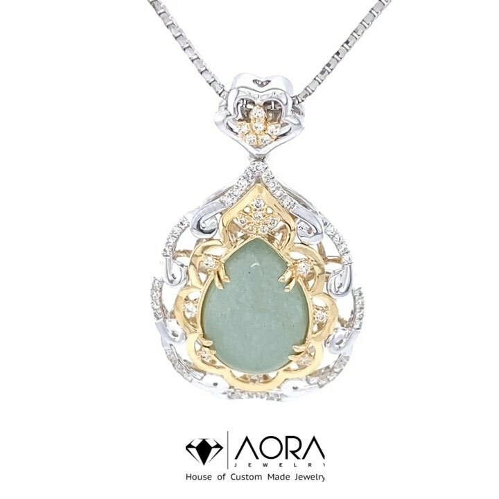Everything has beauty, but not everyone sees it.  #pekanbarustory #aorajewelry #motivation #happybirthday #happiness #greenagate #diamonds #pendant #beyourself #happymothersday #love #loveyourself https://t.co/HofvA0Q8og https://t.co/xCEvglA6Gy