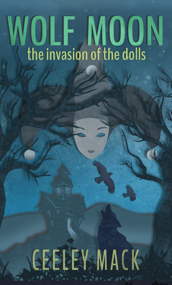 Wolf Moon: the invasion of the dolls is up on Amazon for pre-order. Get Book 2! New day, new mysteries! Amazon: https://www.amazon.com/dp/B08CD36FLZ/  Wolf Moon: the house on bloom street  Amazon: https://amazon.com/dp/B084WG2NV5  #WritingCommunity #author #middlegradepic.twitter.com/gLHonGkDWF