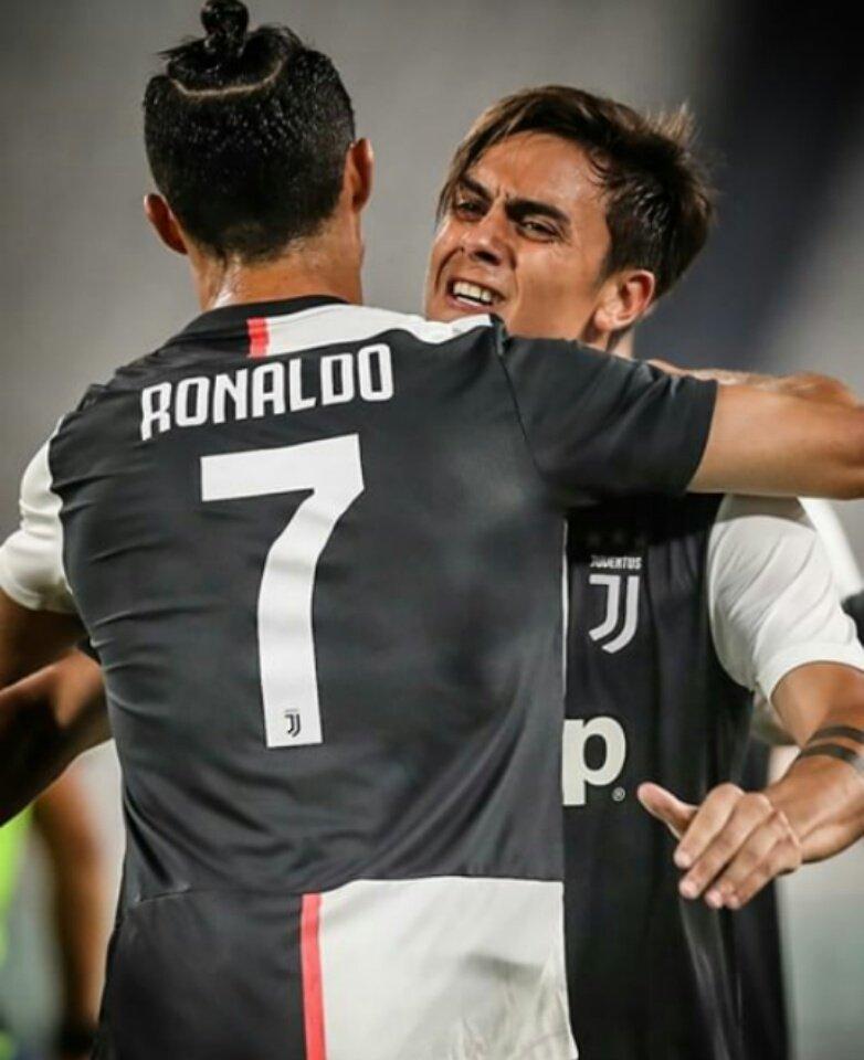 Ronaldo and Dybala Partnership this season 🔥.