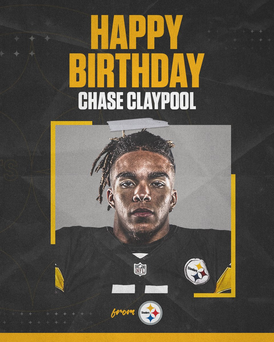 RT to wish @ChaseClaypool & @BigFei72 a #HappyBirthday‼️