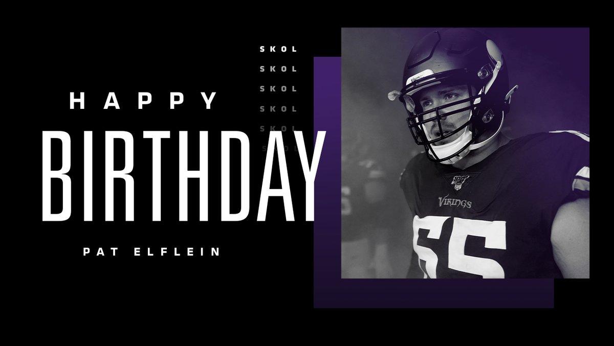 Happy birthday, @elflein65! https://t.co/BDUUsySqYU