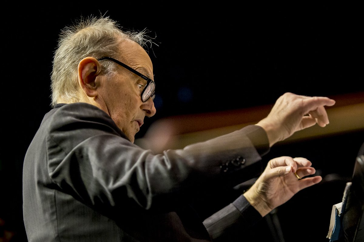 Ennio Morricone brought to life the sounds of modern cinema. Were celebrating his lifelong contribution to film spoti.fi/3f94IH6