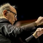 Image for the Tweet beginning: Ennio Morricone brought to life