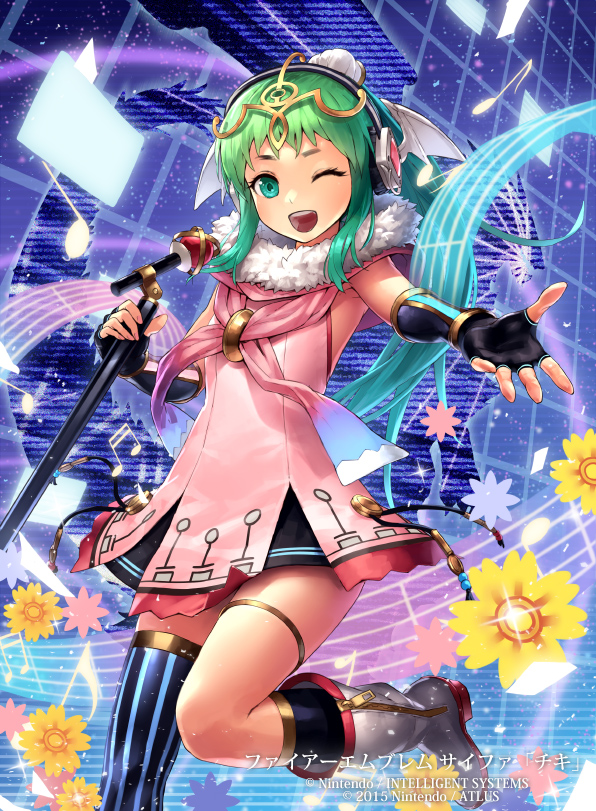 I like how Uta-loid Tiki was drawn for her HN/HNX <br>http://pic.twitter.com/oaSSFTFixf
