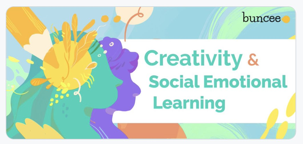 NEW - @MicrosoftEDU @Buncee course on #SEL    🌟  Thank you @SteinbrinkLaura for your collaboration with @cescaarturi on this important and timely topic.