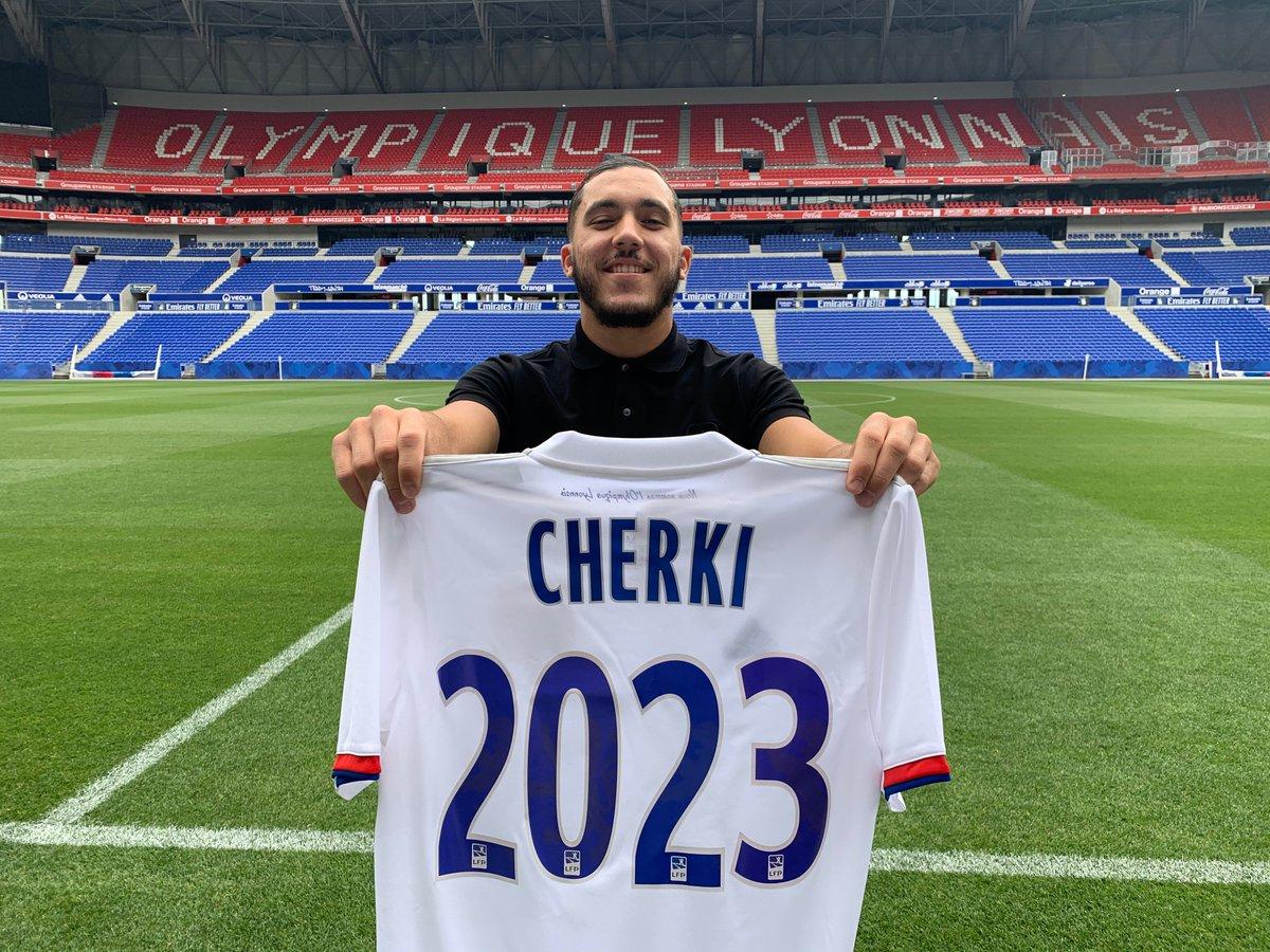 #Cherki2023 🔴🔵