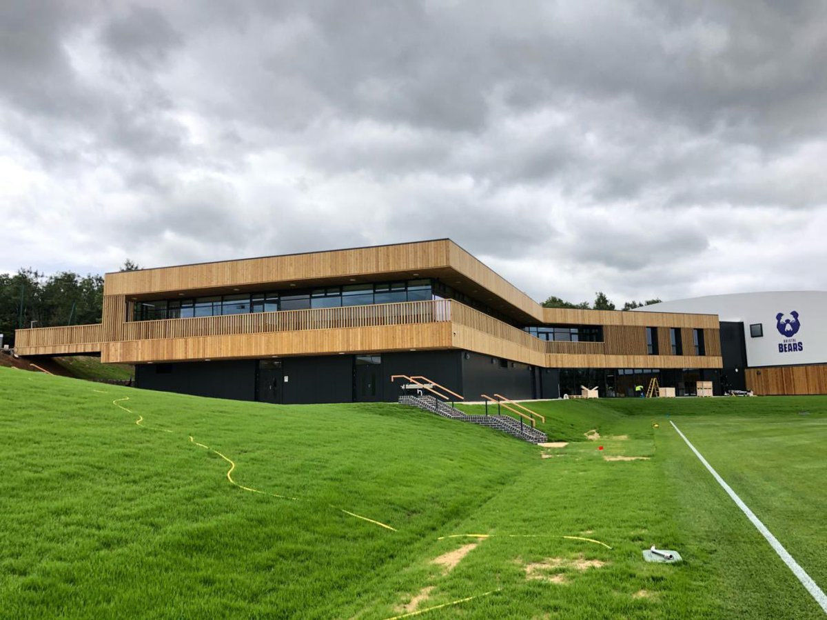 test Twitter Media - Let's talk about @BristolBears' new training ground 😍  📸 @edjackson8 https://t.co/Ya4ixGApk0