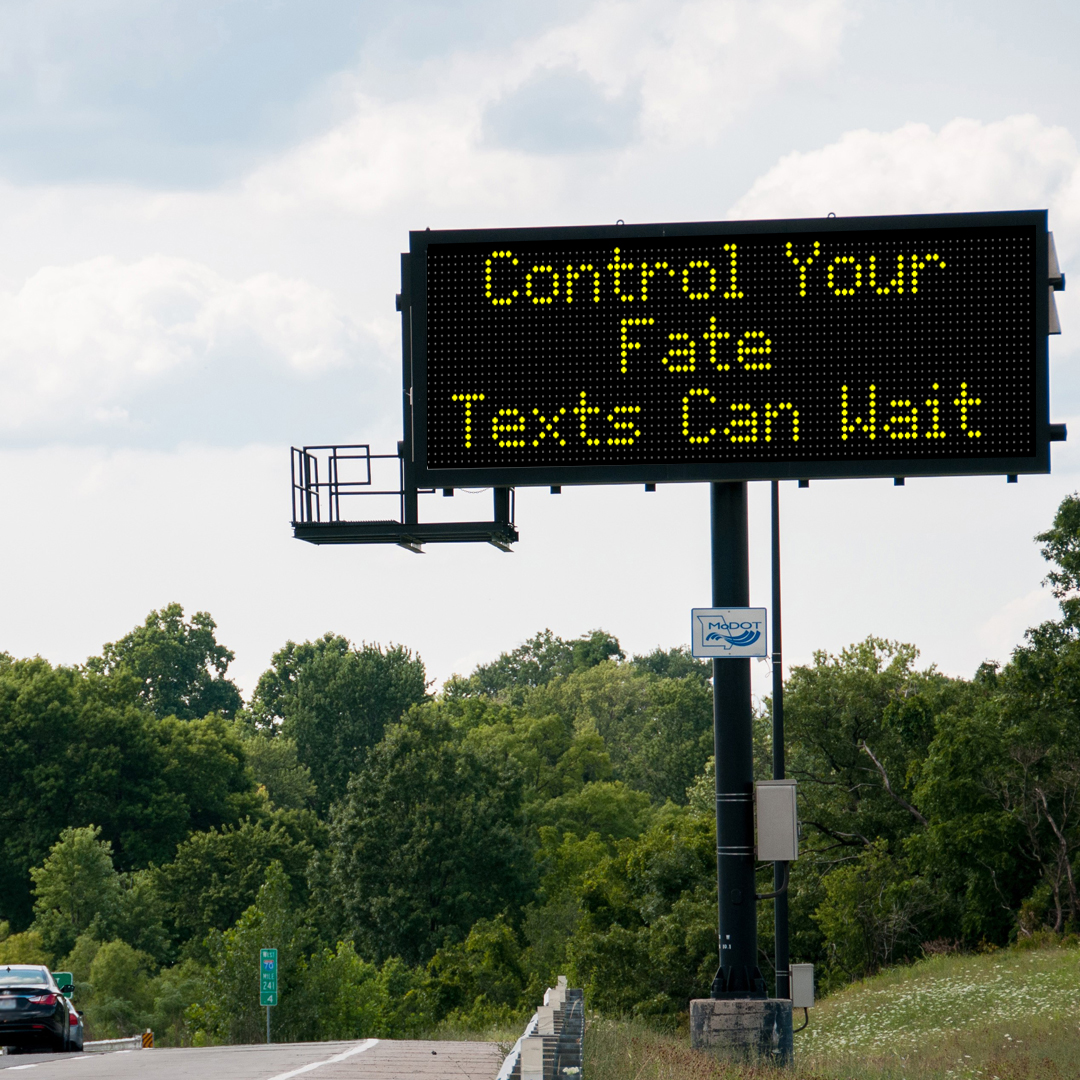 Image posted in Tweet made by MoDOT on July 6, 2020, 4:02 pm UTC