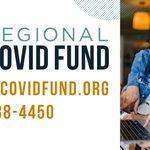 Image for the Tweet beginning: The LA Regional Covid Fund