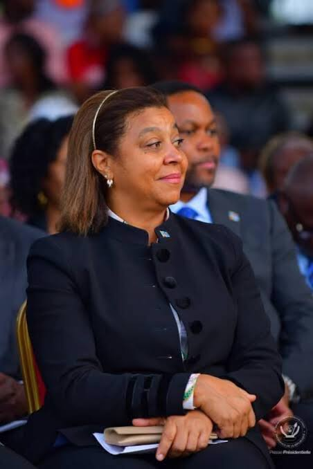 Bestine Kazadi has become the first woman to be voted President of DR Congo's second most successful football club, AS Vita Club. She is a Special Advisor to President Felix Tshikedi. She had 38 of the 72 votes cast.