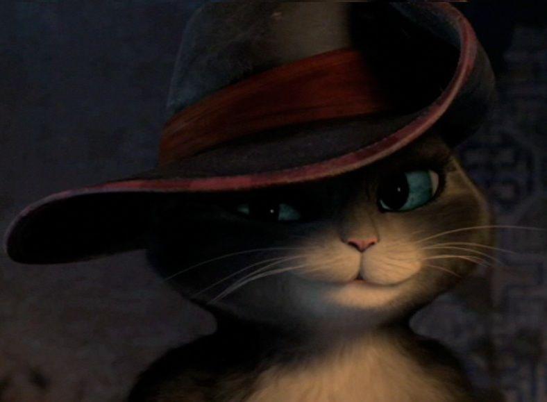 Картинки кот в сапогах киса-мягколапка