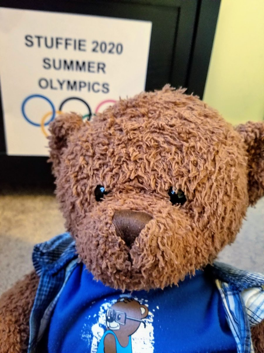 ENTER THE STUFFIE 2020 SUMMER OLYMPICS! ⚽️🏀🏈⚾️🏓🏸🛹🥋🥊🏹⛳️🏋️♀️🤺🏇🏄♀️🤽♀️🏊♂️ #olympics #stuffies #contest  https://t.co/HUsT4wgYVo https://t.co/7SipIjymYQ