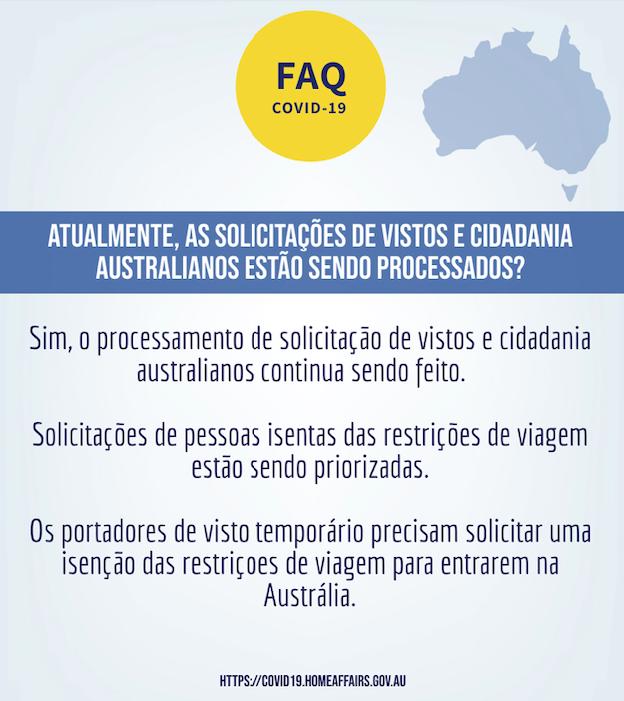 Os pedidos de isenção de restrições de viagem podem ser enviados para: / Requests for exemptions to travel restrictions are submitted via: https://t.co/FsI1ATp6iK https://t.co/eVXnEkZLUF