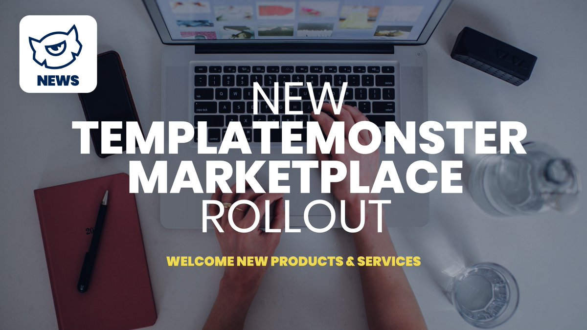 Hey guys! 👋 Join us this Wednesday, July 8, at 4:30 PM CET for our new livestream - https://t.co/ywoxLjycZQ  🔥TemplateMonster Marketplace has a major announcement to make! https://t.co/fNerScqL9C