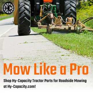 Roadside mowing can be a tedious job. Make sure your tractor is running its best so you can mow like a pro.  Shop Hy-Capacity for Tractor Parts to help with Roadside Mowing at https://www.hy-capacity.com/ !  #HyCap #TractorParts #HyCapacity #HeavyDutyTractorParts #Tractors #Tractorlife pic.twitter.com/gZM5Nr9OtW