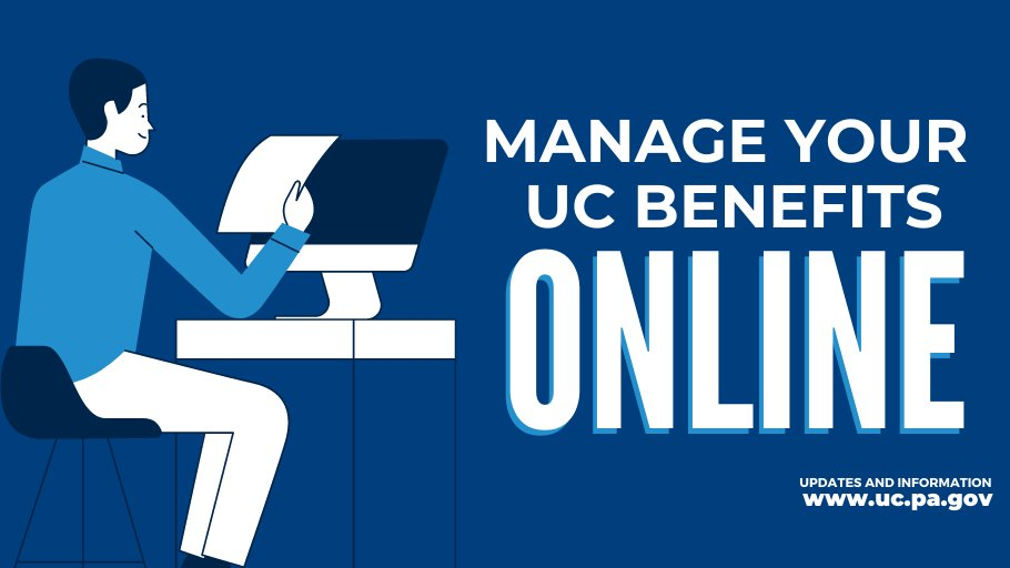 Manage your UC Benefits online: ✅ Check your status 💵 View payments #⃣ Reset PIN 💸 View/Pay Overpayment online ℹ️ And much more!  Learn more: https://t.co/w2ChlVmBAV https://t.co/lwKbQitGh4