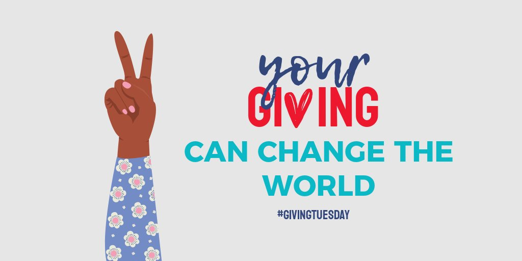 Giving celebrates the impact each of us can have on the world and each other. #GivingTuesday <br>http://pic.twitter.com/KdtYvyXSbl