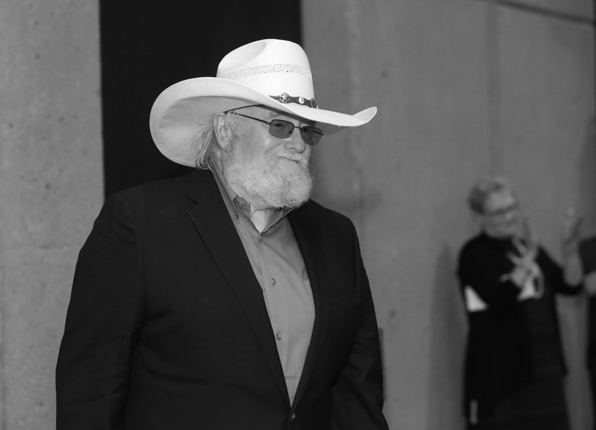 Rest in peace, Charlie Daniels.