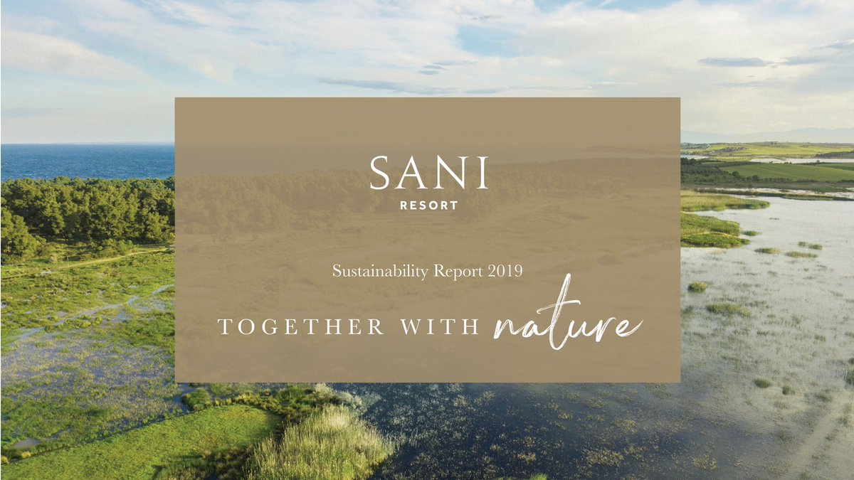 With greener hotel operations and a deep bond with nature, Sani Green is part of every stay. A protected haven of 5* luxury on a 1000-acre reserve; there are so many ways to make the most out of the #GreatOutdoors. Read the Sustainability Report 2019: https://t.co/RPx8oCn2E7 https://t.co/LgiCZEWJNg