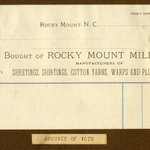 Image for the Tweet beginning: .@CHW_UNC's Digital Rocky Mount Mills
