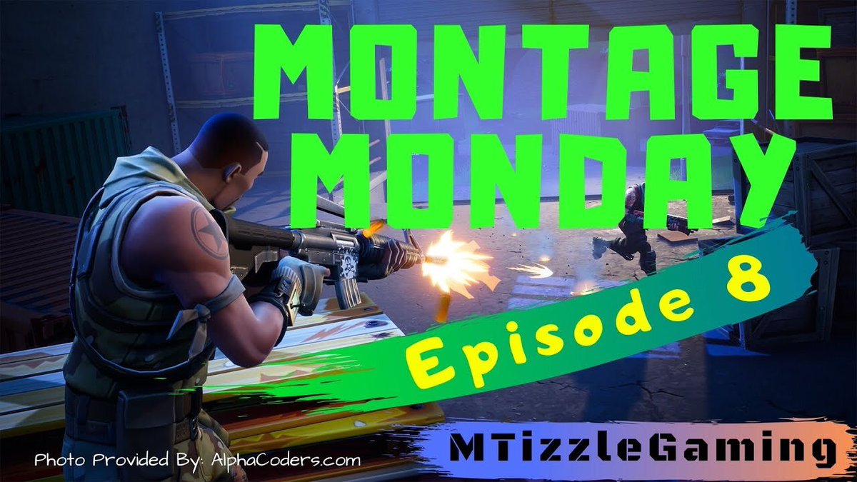 New Video Just Dropped, Go Check it Out & Give it Some !!  https://youtu.be/omDtMIrpTxU  #fortnite #mondaythoughts #mondaymontage #montage #fortnitemontage #fortniteclips #MondayMotivaton #FortniteSeason3 #gamer #gaming #mtizzle #mtizzlegaming #contentcreator #content #creationpic.twitter.com/J6kZy2LP54