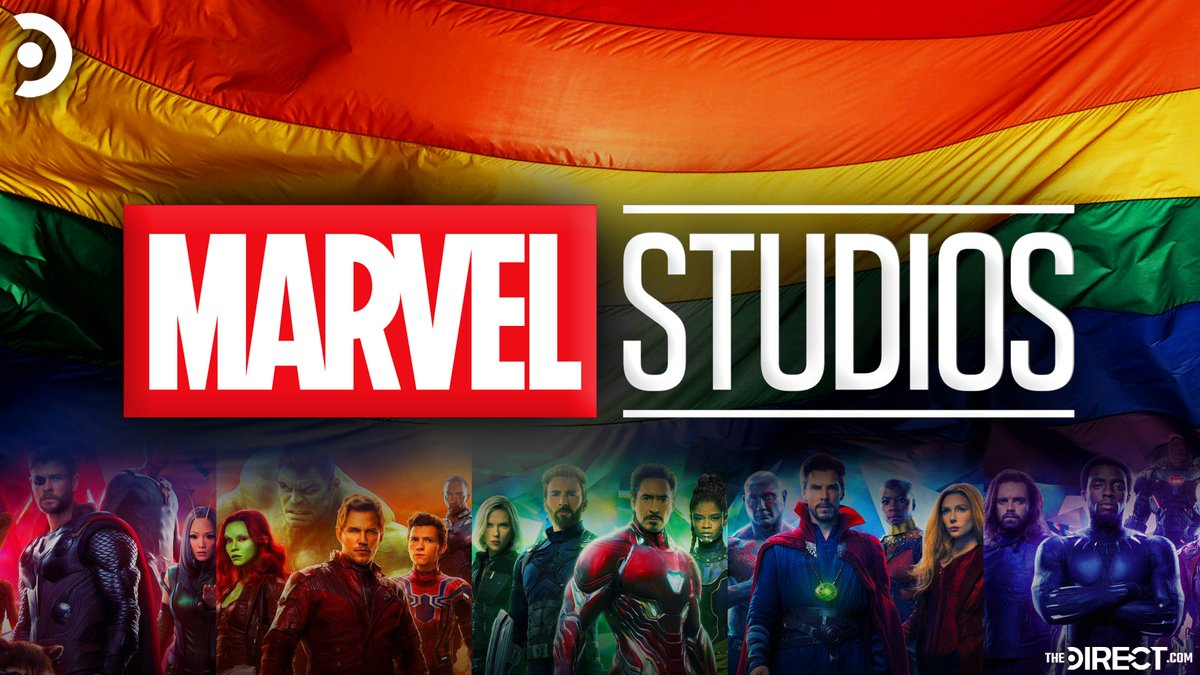 #Valkyrie actress @TessaThompson_x says theres so many cool queer characters from #Marvel comics who should have a place on-screen in the #MCU! Full quote: thedirect.com/article/tessa-…