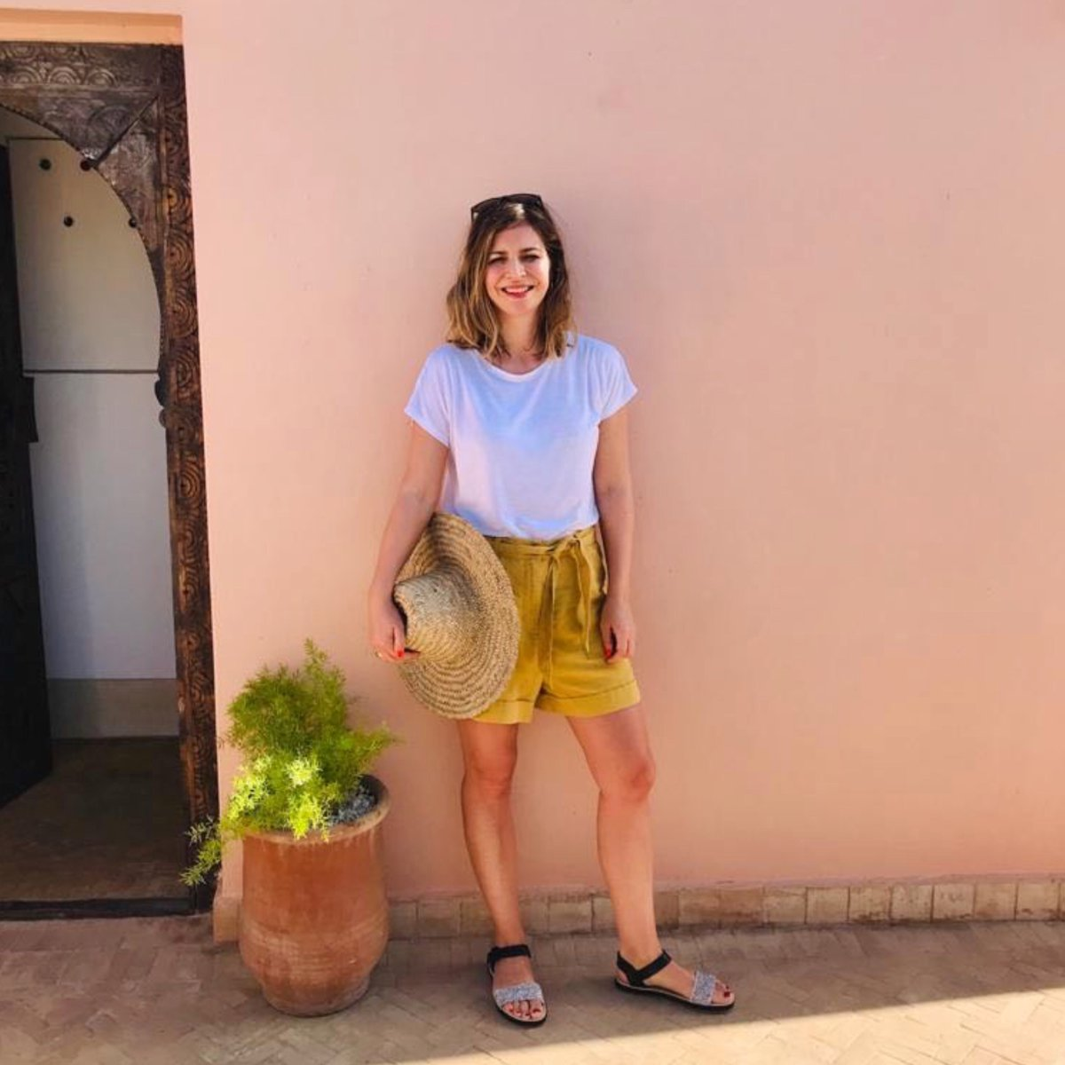 So, finally, we have some clarity on where we can travel to quarantine-free . While checking out the list, we've been thinking about our favourite travel 'Happy Place'. Here's @RSullivanSmith who can't get enough of Marrakech. <br>http://pic.twitter.com/DR76xQRkRk