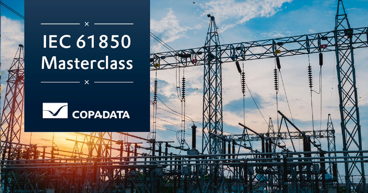 Industrial software supplier, COPA-DATA, is launching a new webinar series for the energy sector👉 https://t.co/Ct2MLVfv73 https://t.co/UxsBe2lj1G