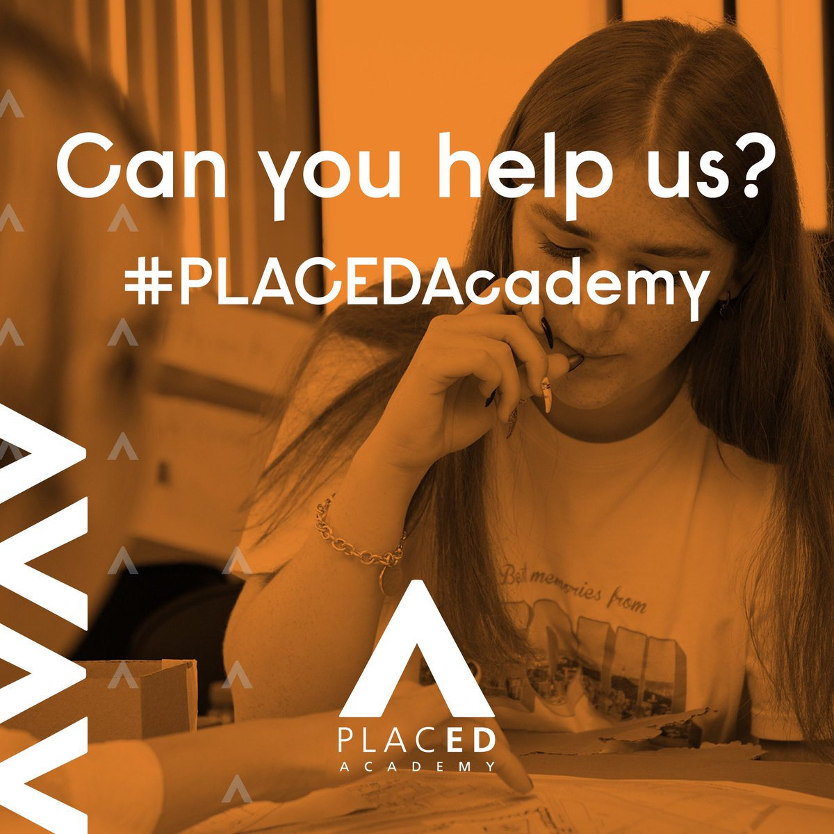 PLEASE SHARE! 📣 Can YOU join our incredible #PLACEDAcademy sponsors and make a difference to a young person this year? We've been overwhelmed with 150 applications for our 2020-21 Academy programme! With just 30 spaces available per programme, we've committed... [1/2] #PLACED