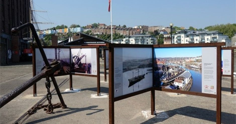 Stretch your legs with a stroll around the harbour and stop off at Brunel Square to see @SSGreatBritain's free Outdoor Photography Exhibition 📷 https://t.co/AFqOFBd5MA https://t.co/cCWmZq2VEA