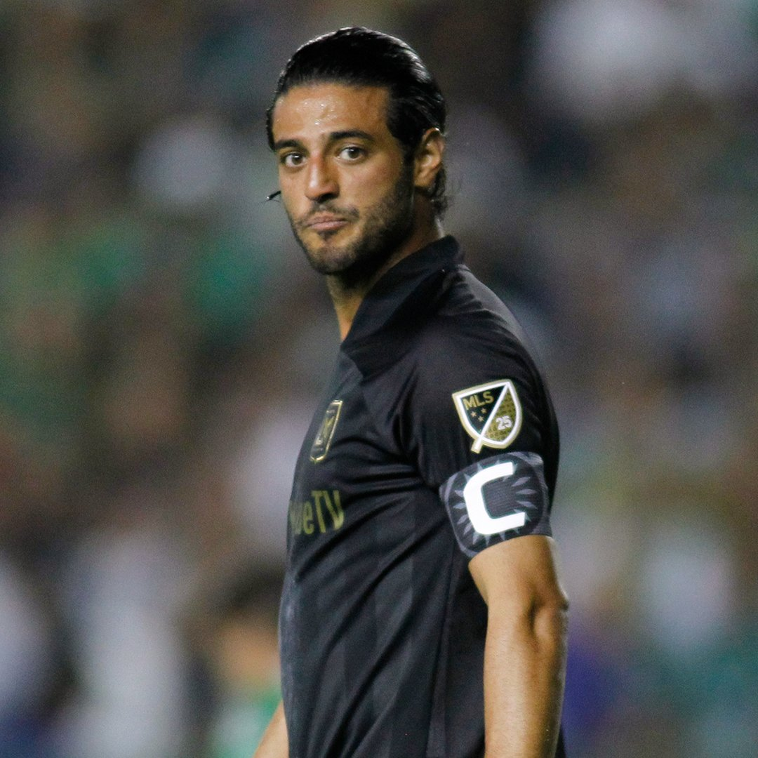 LAFC captain Carlos Vela will miss the MLS is Back tournament to remain at home with his pregnant wife, Saioa, and young son, reports @kbaxter11 https://t.co/ULeS5wIi8Z