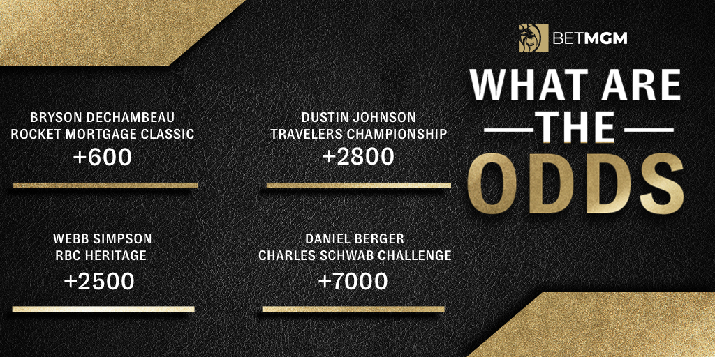 Golf Recap ⛳   Check out the latest winners + their pre-tournamnt odds 👇 https://t.co/iATCMzm4mQ