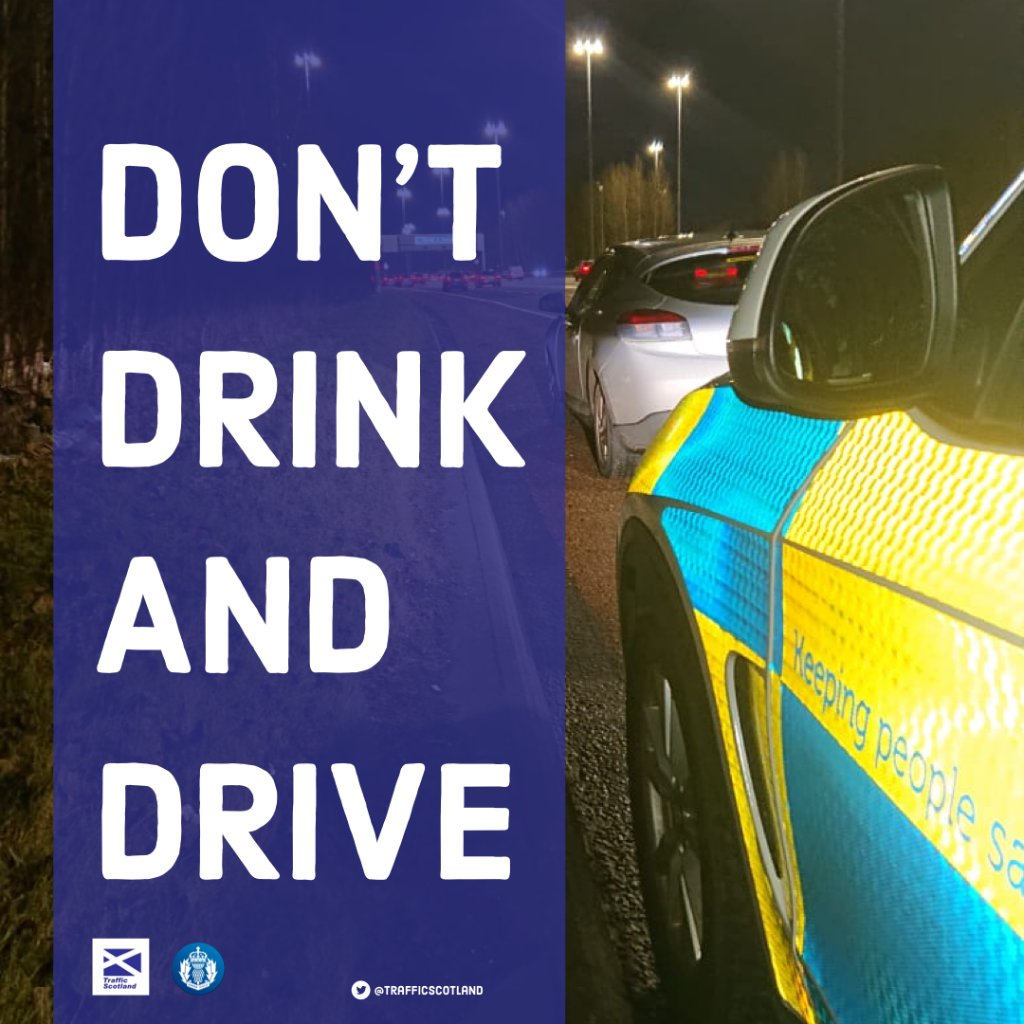 test Twitter Media - Did you know❓   Driving over the drink-driving limit, you are six times more likely to die in a road accident😓   It's not worth it   #DriveSafe #DontRiskIt @polscotrpu https://t.co/xW6ggQW8Tu