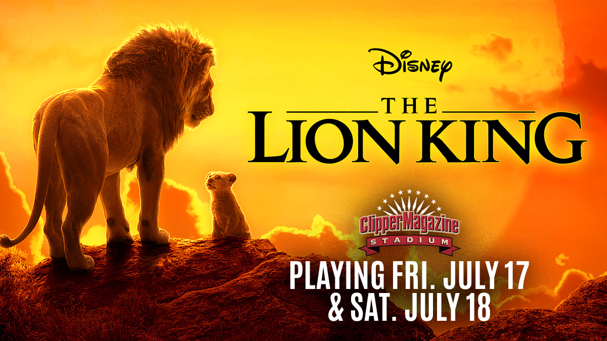 """Playing Fri. July 17 & Sat. July 18 at the Summer Movie Series presented by @HallerEnt @HighCompanies @TurkeyHillDairy - """"Lion King"""" (2019)! 🦁👑  🎟️: https://t.co/l1fPFSBGQ7 https://t.co/MuVDVac3Xy"""