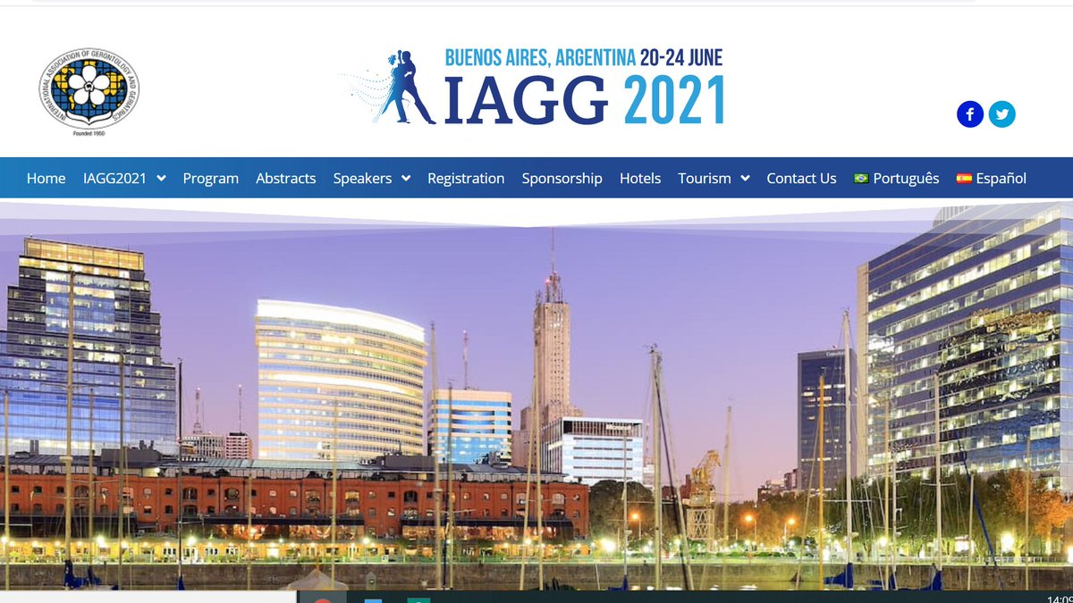 So far, the keynote speakers listed on the webpage of the  @IAGG_2021 are all male. I hope this changes to a more gender-balanced panel before the conference takes place in 2021 https://t.co/NHbDmRXez3 #manel #GenderCritical #genderbalance https://t.co/zU3b3ZKktA