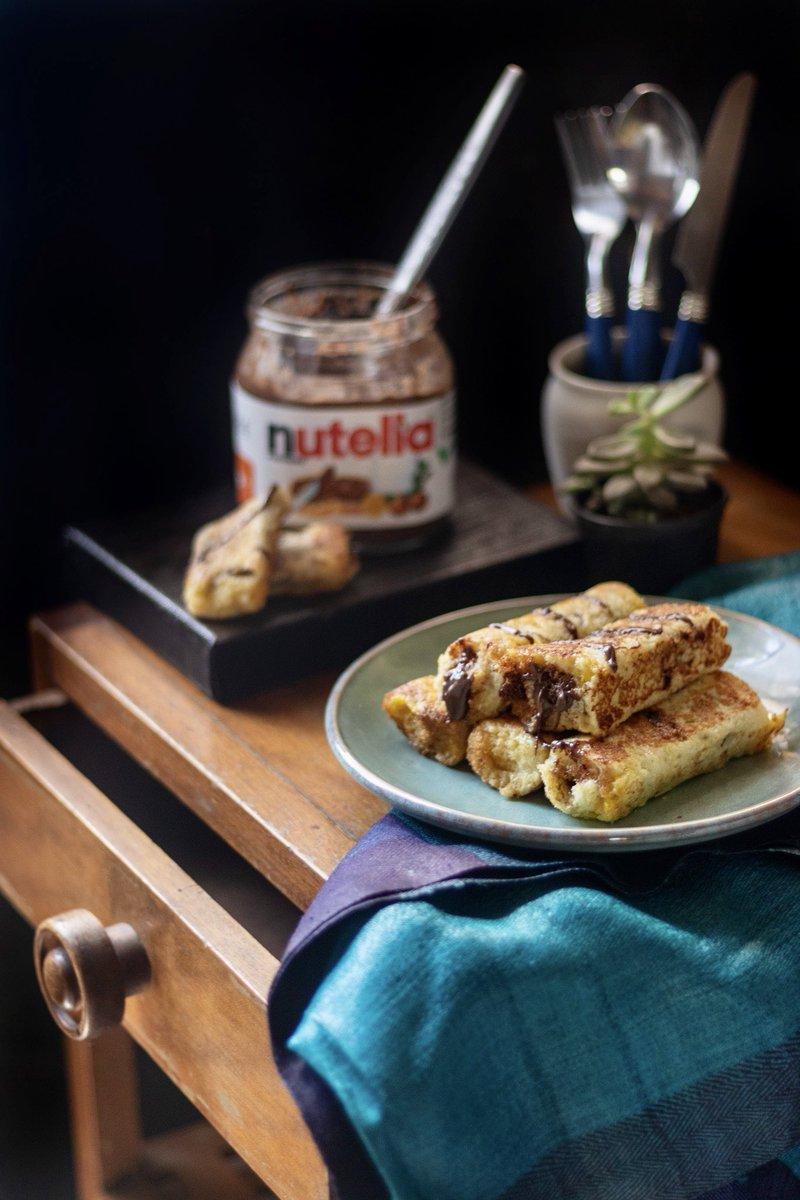 Nutella bread roll recipe -     #foodie #nutella #breakfast #foodie #foodphotography #foodstyling