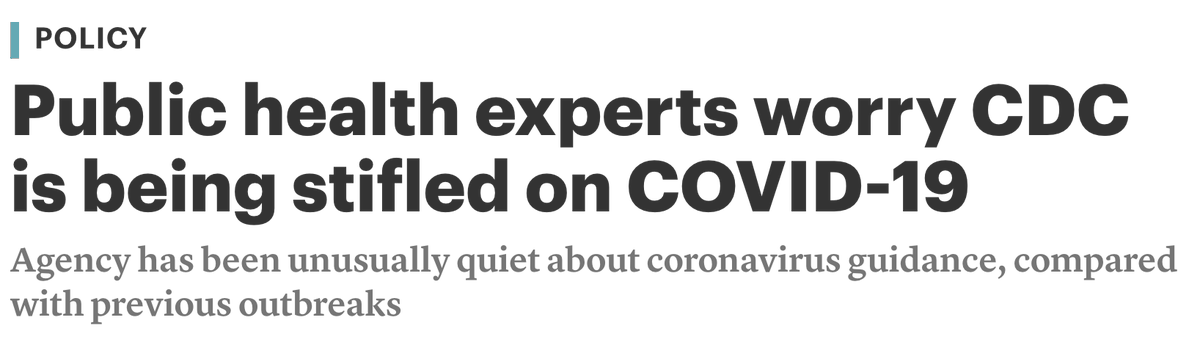 Glen Nowak, of our @AdPR_UGA faculty and director of the Center for Health and Risk Communication, talks with @rollcall about the way the CDC is communicating COVID-19 vs. other outbreaks: https://t.co/kXbRLRWl1H https://t.co/aMDp4d3Hw3