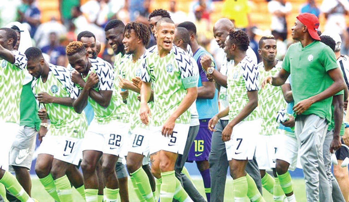 Do you agree with the Headmaster?  Former Nigeria international Mutiu Adepoju has stated that the 2021 Africa cup of nations which was recently shifted to 2022 by CAF will be an ideal dress rehearsal for Nigeria's FIFA 2022 world cup quest. <br>http://pic.twitter.com/qACxVXhhuv