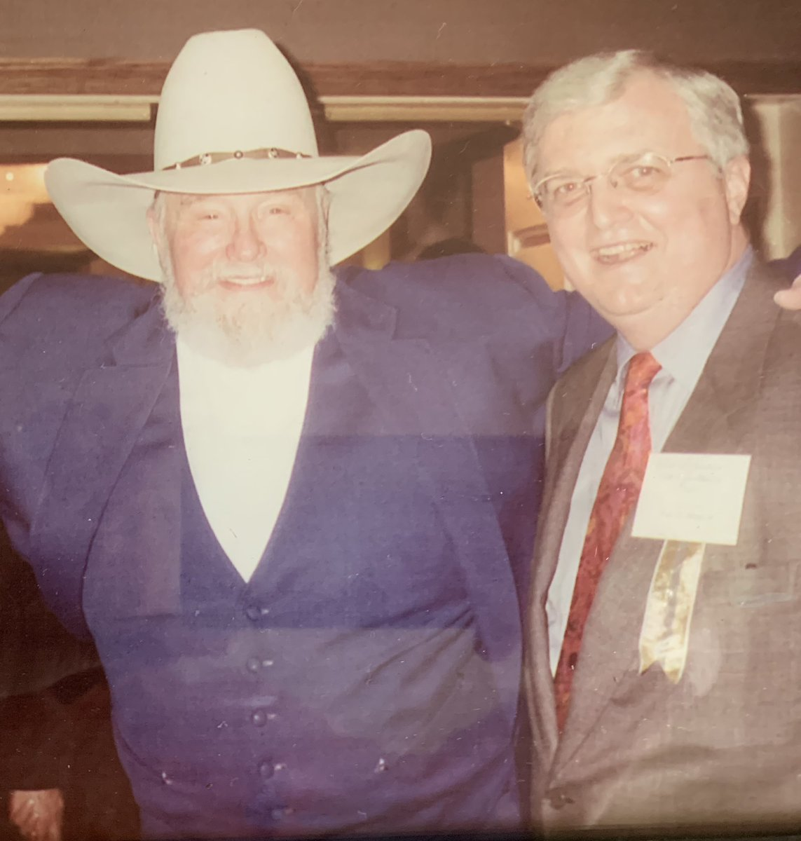 Charlie Daniels was a good man who put God, family & country first.  #RipCharlieDaniels https://t.co/0DibKWIq04