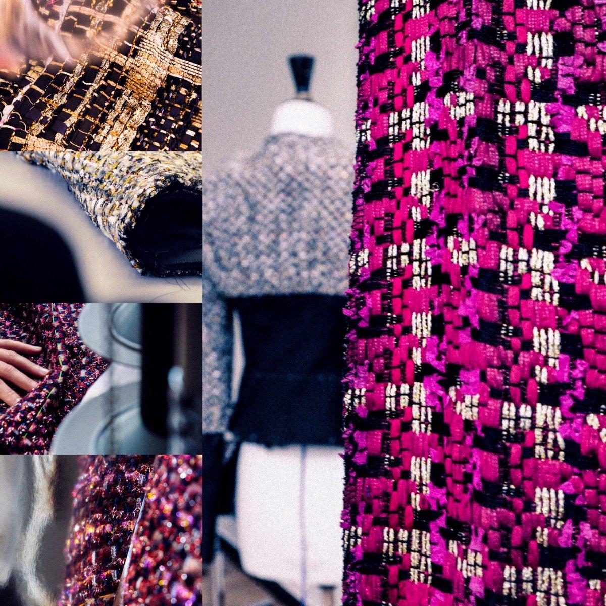 Dans les ateliers de Haute Couture de #CHANEL, les jours précédant la présentation de la collection demain 7 juillet. #CHANELHauteCouture automne-hiver 2020/21, imaginée par #VirginieViard et photographiée par Sarah van Rij. 👉 https://t.co/D1Kctf3DPO #espritdegabrielle https://t.co/Nfi0BnnzsP