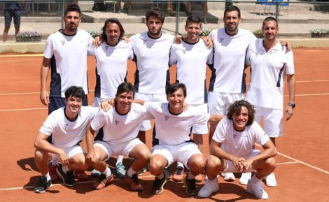 Tennis, CT Palermo sconfitto dal TC Italia in A1 maschile - https://t.co/kJqvxhOuua #blogsicilia #tennis