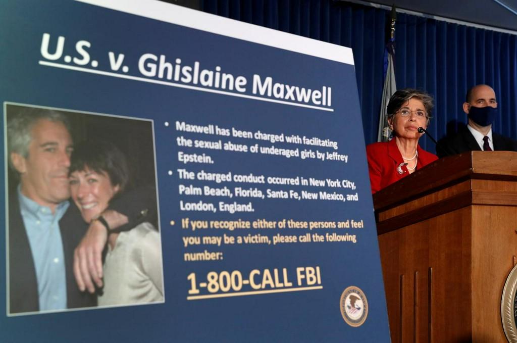 Accused Jeffrey Epstein accomplice Ghislaine Maxwell moved to New York jail https://t.co/2Ak9xctme3 https://t.co/Gu9YxZxAZS