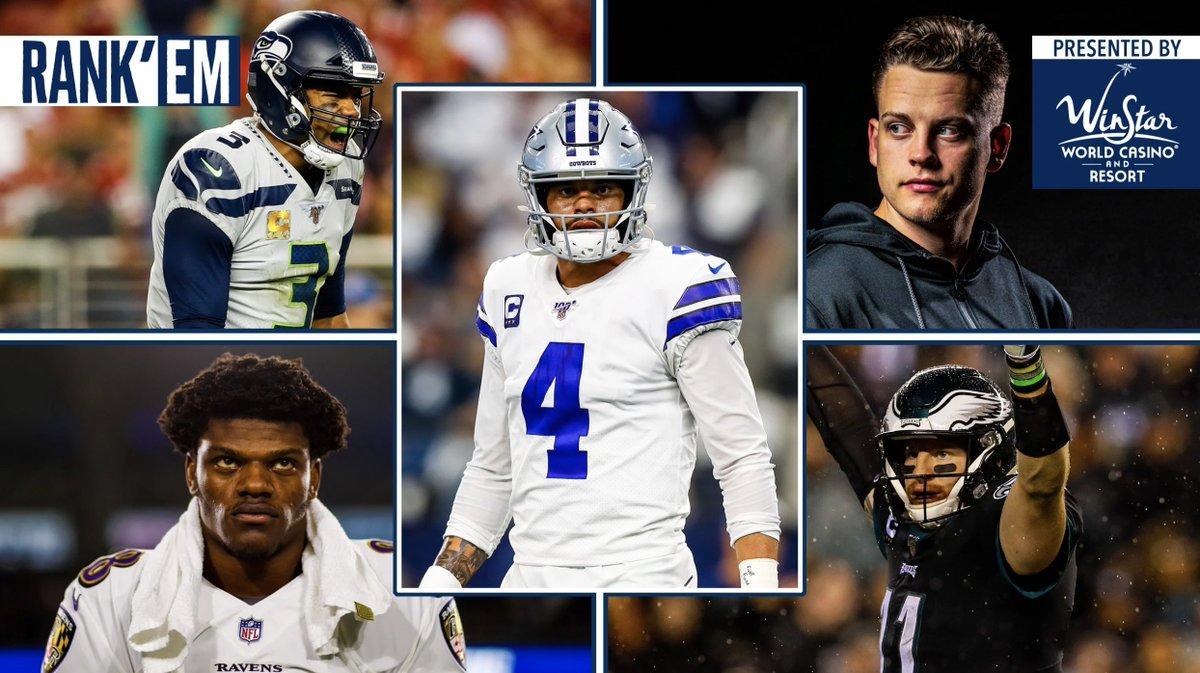 Los Cowboys se enfrentarán a muchos QB titulares en el calendario 2020. Hay cuatro selecciones No. 1, dos MVP y cinco jugadores que han comenzado en un Super Bowl. Así que, ¿dónde encaja Dak Prescott?  ➡️https://t.co/TBfME3ijKM https://t.co/plt8GahHRj