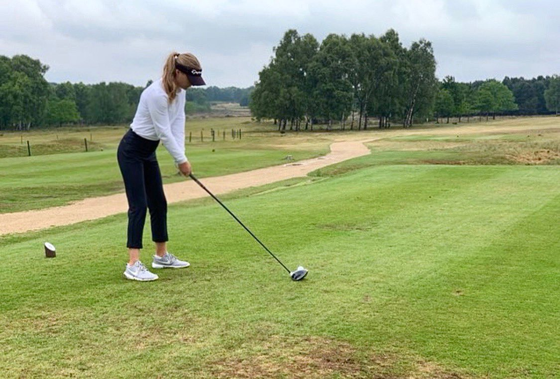 Golfin' #golf #golflife #golfcourse #rain #showers #instagood #womenwithdrive #fitness #women #sport #stokepark #fashion #golfswing #fashionstyle #instadaily #instagood #instamood #weather #golfbabes #womensgolf #golfhotties #golfcourse #golflife #golfing #golfheaven #golflovepic.twitter.com/2yP8TMCkzv