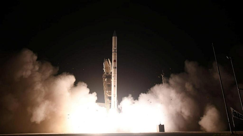 Israel launches spy satellite to keep a better eye on enemies https://t.co/qPzN8lKVi7 https://t.co/xBIXwJjdqA