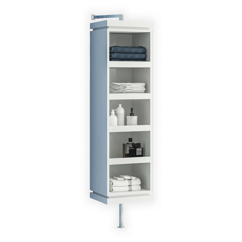 Are you looking for a wall-mounted rotating cabinet with a mirror on one side and open shelves on the other side? If so, Aquaquattro # AQQ-ST-16 is a great option for you  https://t.co/n97FZOguCR   #furniture #custom #rotating #cabinet #wallmounted #mirror #bathroom #bathdesign https://t.co/WnxCstUvch