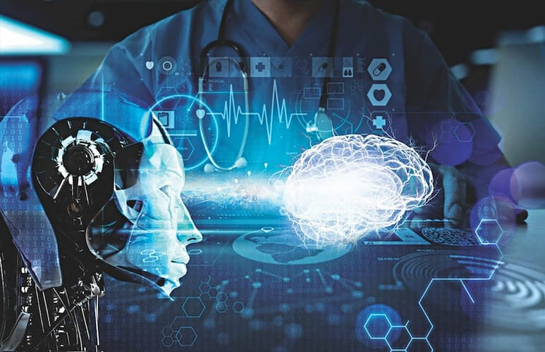 12 Real-World Applications of #MachineLearning in Healthcare: https://t.co/zFAetNPdnN —————— #abdsc #BigData #DataScience #AI #DeepLearning #Health #ClinicalAnalytics #PredictiveAnalytics #ComputerVision #Personalization #PrecisionMedicine https://t.co/AipEkGrQYU