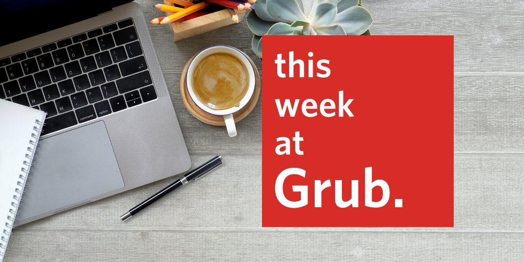 Check out everything that's happening virtually at GrubStreet this week! ✍️ https://t.co/YToTKnx6n1 #getwriting https://t.co/XM1ExOE5XP
