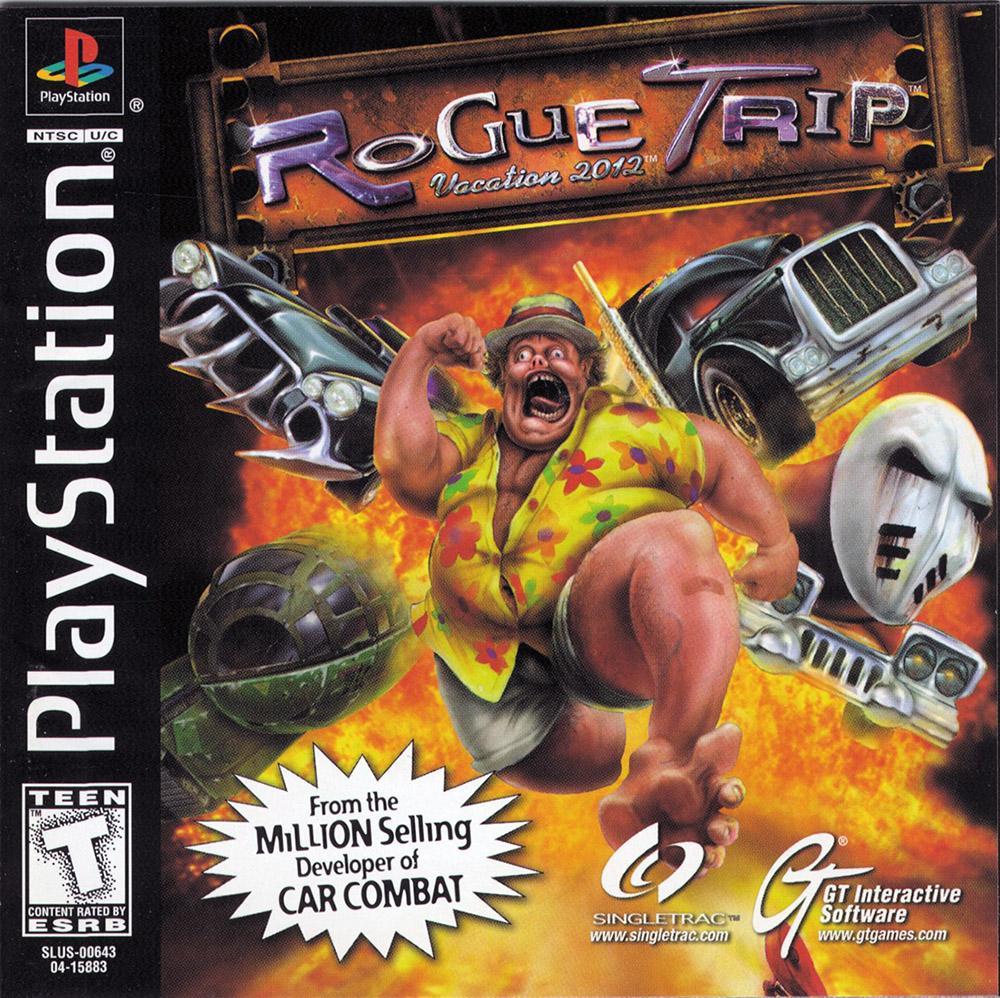 Lo conocen al Rogue tríp: vacation 2012? Genero combate vehicular, lanzado en 1998  #roguetrip #PlayStation #PS1 #ps #RetroGames #retrogame #gamers #gamergirl #game #Videogame #GamerGate #GameOn #PLAY #RetroGameSearch #videojuegos #lojugaron #playstation1 https://t.co/ocZKwWMLP8