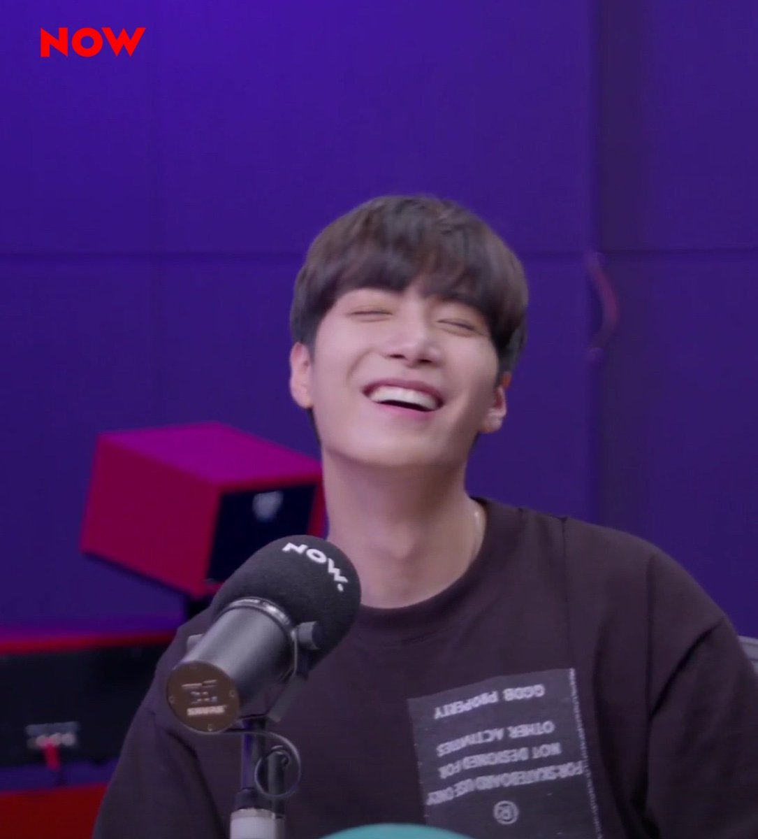 His eyes, and the way he smiles, I get butterflies 🦋💕  @NUESTNEWS  #NUEST #뉴이스트 #JR https://t.co/vrC5ohniU9